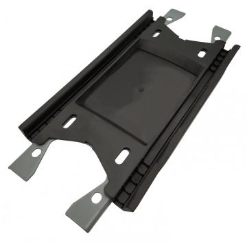 OEM CRS Powder Coated Sheet Metal Parts Fabricator